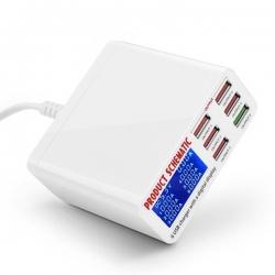 USB HUB sa 6 izlaza i ekranom