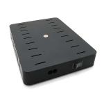 Kućni punjač HUB X6S 3Q 8xUSB 5V/22A FAST QC 3.0