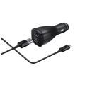 Auto punjač Samsung original Type C Fast Charge 2x USB EP-LN920CBEGWW