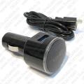 Auto punjač LDNIO DL-215 2.1A sa Micro USB kablom