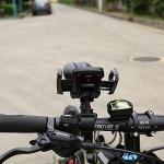 Drzač BASEUS Wind za bicikl (4.3-7in)
