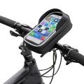 Vodootporni držač telefona sa pregradama za bicikl i motor