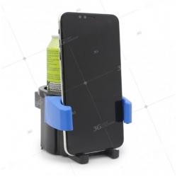 Auto Držač na ventilaciju za telefone limenke i čaše