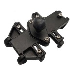 RAM Mounts Quick - Držač za motor do 7 incha - Grip sa ručkom i ravnim zglobom