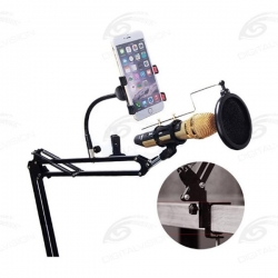 Remax mini recording studio CK100 držač za mikrofon i mobilni